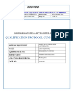 auoclave validation protocol