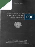 Diccionario Mapuche-Español  de Esteban Erize (con ocr)