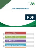 Materi Sosialisasi Jkn 2016