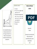 1. Leaflet Semi Fowler