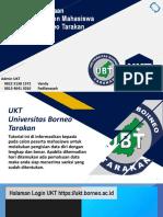 Tutorial Penggunaan Aplikasi UKT