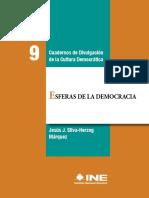 Silva-Herzog - Esferas de La Democracia
