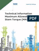 TechInfo Mast 2017