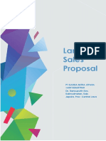 Proposal penjualan tanah berbahasa inggris