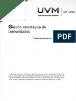 Info Gral Gestion Estrategica Comunidades