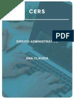 Direito Administrativo Começando do Zero 2019