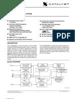 Cat28c64b Eeprom Datasheet