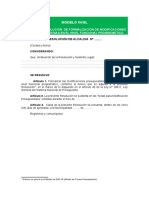 Modelo 04 GL Formaliza Modif Nivel Func Program RD003 2019EF5001