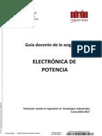 Electronica de potencia apuntes