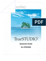 Atollic True Studio AT91SAM Quick Start Guide