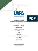 Unidad III - Matemática Financiera II