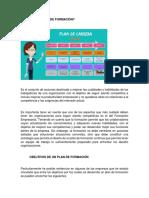 Blog Plan de Formación