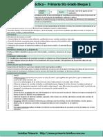 00000133-Plan 5to Grado - Bloque 1 Ciencias Naturales (2016-2017).Doc