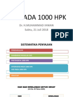 Gizi Pada 1000 Hpk Dr Ihwan