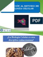 introducción al estudio de biologia celular