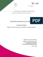 García - Blockchain aplicado al sector público