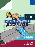 guía evangelismo