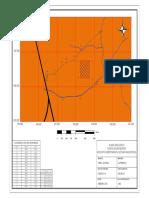 Mapa de La Pedrosa