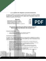 Documentos Para Renta Persona Natural 2015