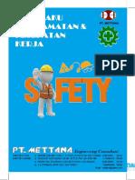 Buku_saku k3 Pt. Mettana