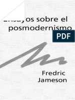 Frederick Jameson - La Logica Cultural Del Capitalismo Tardío-split-merge