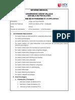 Informe Mensual Centro La Flor - Diciembre