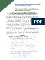 Corporacion Empresarial b&g Sac(Brochure) Rolando