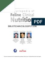 Encyclopedia of Feline Clinical Nutrition (Biblioteca MVZ).pdf