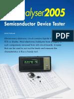 Articulo SC Analyser 2005