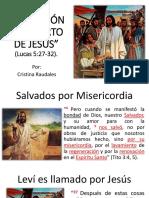 6.El Sermón más corto de Jesús