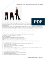 Attributes of a waiter _ Departmental Organisation and Staffing.pdf