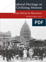 (Transcultural Research – Heidelberg Studies on Asia and Europe in a Global Context) Michael Falser (Eds.) - Cultural Heritage as Civilizing Mission_ From Decay to Recovery-Springer International Publ
