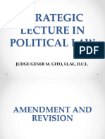 Judge Gito Strategic Lecture in Political Law (1)