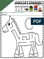 Brincar 1 (2) - Cavalo Letra c