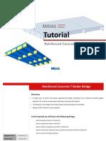 1 Reinforced Concrete T Girder Bridge_Indian Code