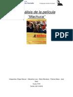 Analisis critico Machuca