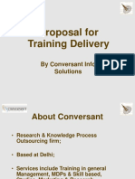 Conversant Trng Proposal_Satellier.ppt