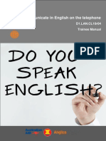 English for FO