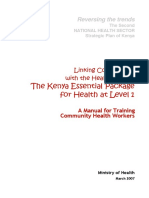 4. Manual for Training CHWS(MoH)
