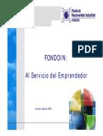 FONDOIN Venezuela