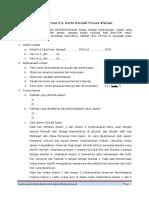 Format 5.3 Pengisian Kartu Kendali