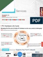 Lenovo Services Presentation Deck_Customerv2