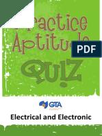 Electrical Quiz