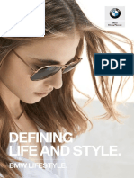 2018-2020 BMW Lifestyle