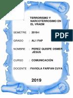 Ensayo Perez