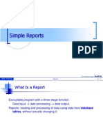 Simple Reports.ppt