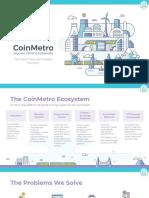 CoinMetro Presentation