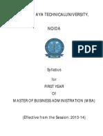 Syllabus MBA 2013-14 (MTU)first year.pdf