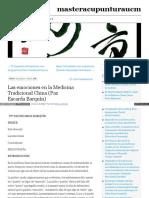 294166173 Las Emociones en La Medicina Tradicional China