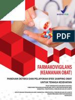 Buku Saku Panduan Farmakovigilans